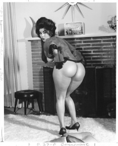 The 1940s were a great decade for asses